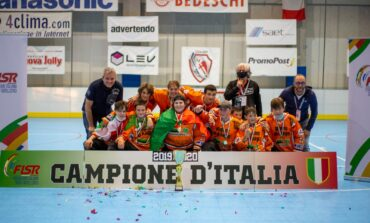 UNDER 14, LO SCUDETTO È DEGLI ASIAGO VIPERS